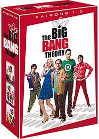 The big bang theory - saisons 1-3