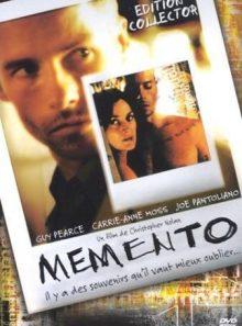 Memento - édition collector