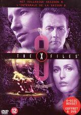 The x-files - saison 8 - edition belge