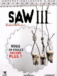Saw iii - édition collector