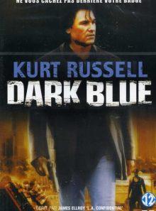 Dark blue - édition collector - edition belge