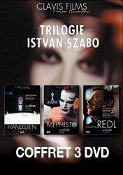 Trilogie istván szabó : mephisto + colonel redl + hanussen - pack
