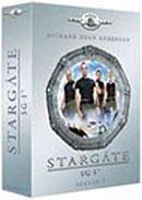 Stargate sg-1 - saison 7 - intégrale - edition belge