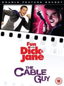 The cable guy/fun with dick and jane