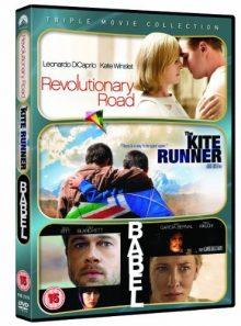 Revolutionary road/babel/the kite runner
