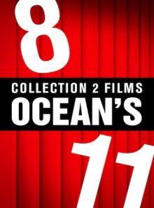 Pack ocean's 8 - ocean's 11