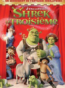 Shrek le troisième - édition simple