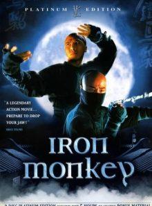 Iron monkey - platinum edition - import uk