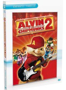 Alvin et les chipmunks 2 - édition simple