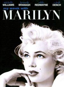 Dvd my week with marilyn