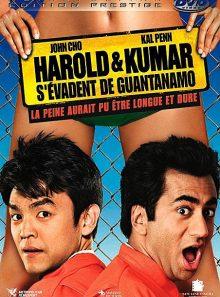 Harold & kumar s'évadent de guantánamo - édition prestige