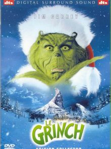 Le grinch - edition belge