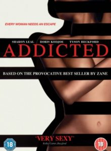 Addicted [dvd] [2015]