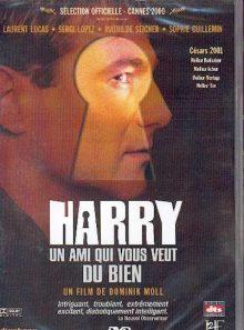 Harry - un ami qui vous veut du bien - édition collector - edition belge