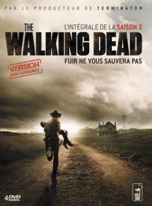 The walking dead - l'intégrale de la saison 2 - non censuré