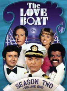 Love boat stagione 02 #01 (4 dvd)