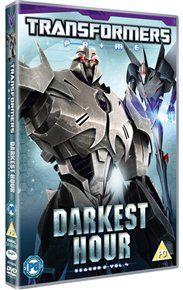 Transformers - prime: season two - darkest hour