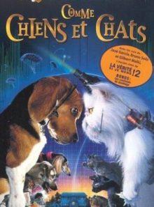 Comme chiens et chats - edition belge