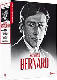 Raymond bernard - coffret 3 films