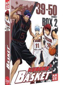 Kuroko's basket - saison 2, box 2/2
