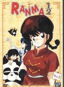 Ranma 1/2 box 1 - 4 dvd - episodes 1 a 28