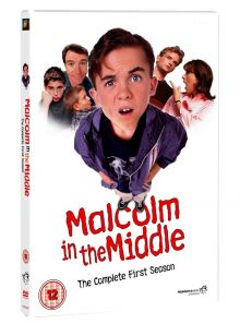 Malcolm in the middle (malcolm) - saison 1 - dvd zone 2