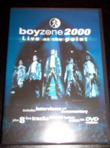Boyzone 2000 live at the point