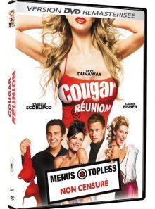 Cougar réunion - dvd + copie digitale