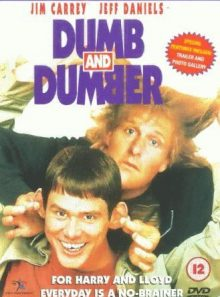 Dumb and dumber - import anglais
