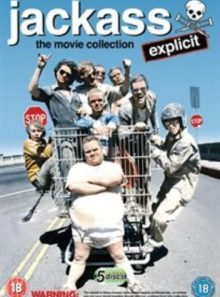Jackass: the movie collection