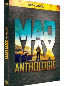 Mad max anthologie - dvd + copie digitale