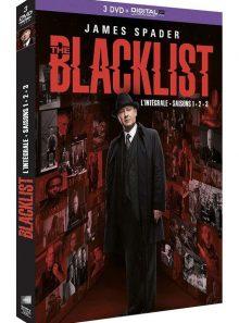 The blacklist - saisons 1 + 2 + 3 - dvd + copie digitale