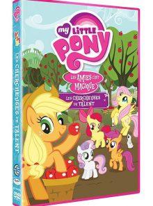 My little pony : les amies c'est magique ! - vol. 2 : les chercheuses de talent