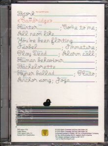 Björk : cambridge - live 1998