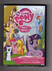 My little pony les amies c'est magique 1ère et 2ème partie