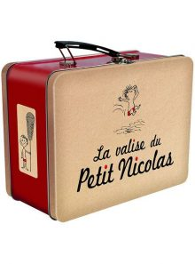 Le petit nicolas + les vacances du petit nicolas - coffret intégral - la valise du petit nicolas