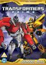 Transformers - prime: season one - dangerous ground