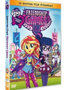 Equestria girls 3 : friendship games