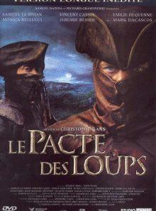 Le pacte des loups - coffret luxe - edition kiosque