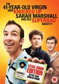 The 41 year-old virgin who knocked up sarah marshall and felt...