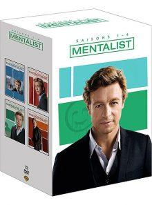 The mentalist - saisons 1 - 4