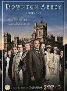 Downton abbey - saison 1 - import langue française - dvd