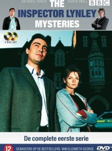 The inspector lynley mysteries: the complete first series