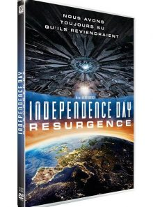 Independence day : resurgence - dvd + digital hd