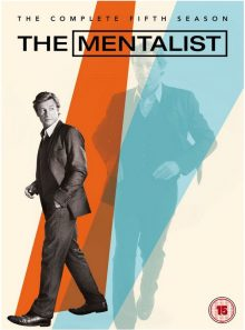 The mentalist saison 5 - import anglais avec langue français