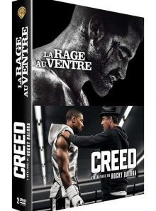 Creed + la rage au ventre - pack