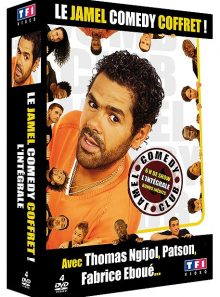 Jamel comedy club - coffret - pack