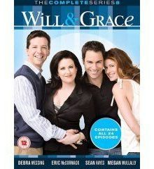 Will & grace - intégrale saison 8 - vo
