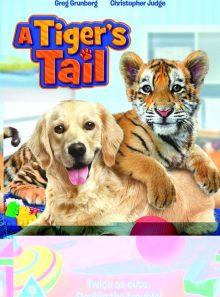Luna un tigre croc mignon / a tiger's tail