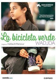 La bicicleta verde (wadjda) (2012) (import)